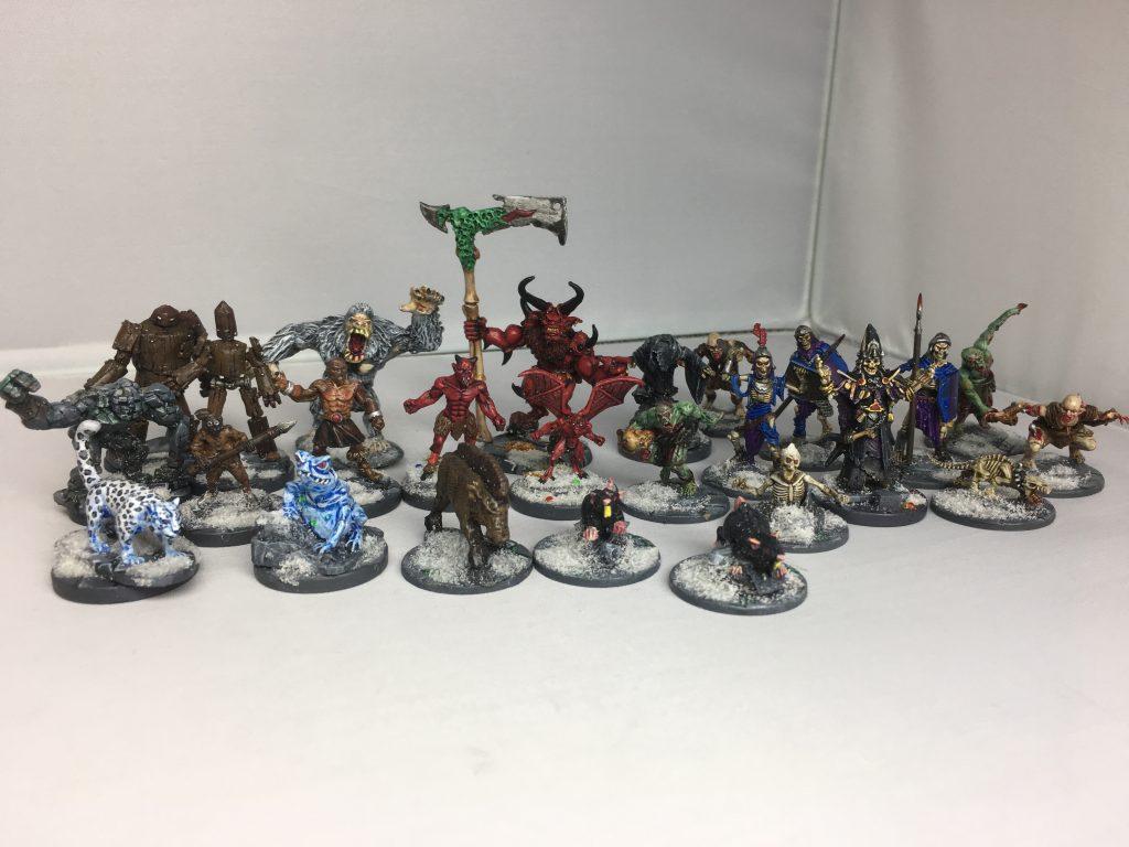Frostgrave-Creatures