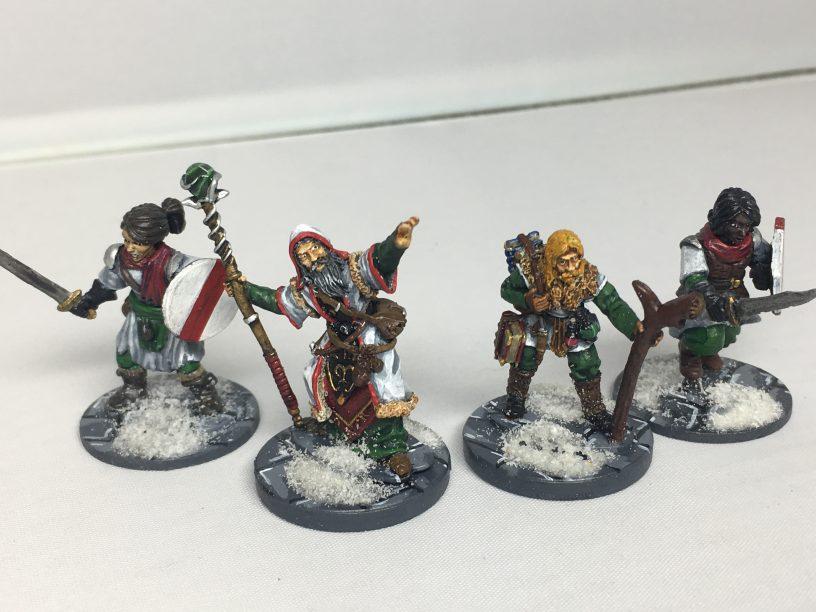 Frostgrave-Thaumaturge-Warband