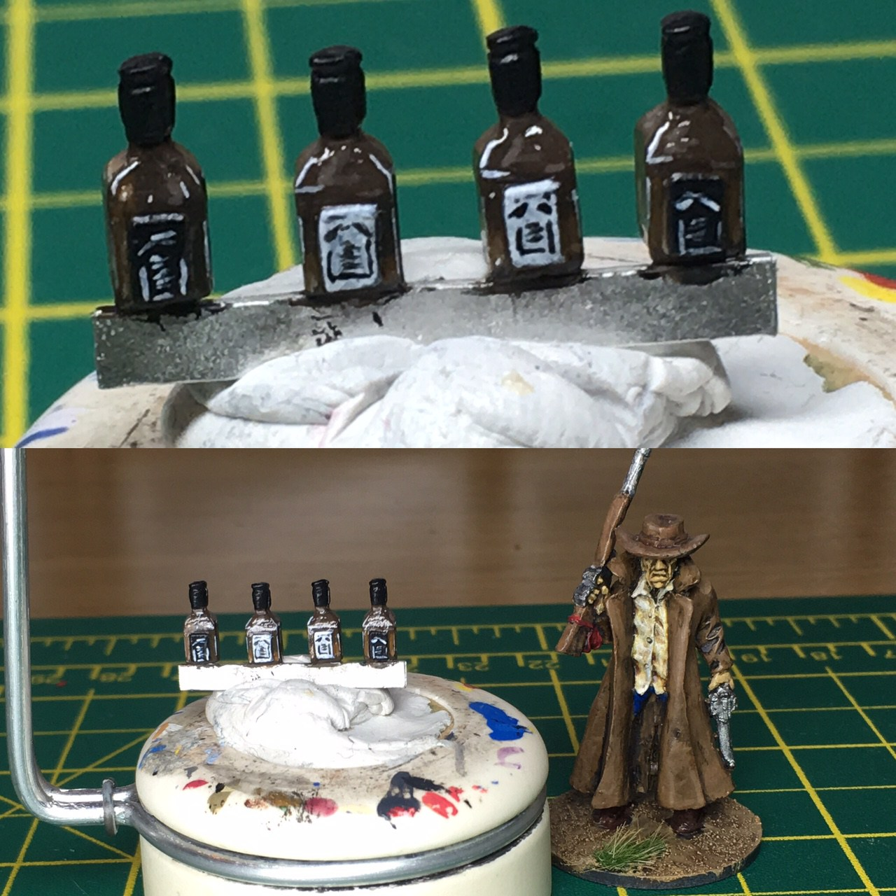 how-to-paint-bottles