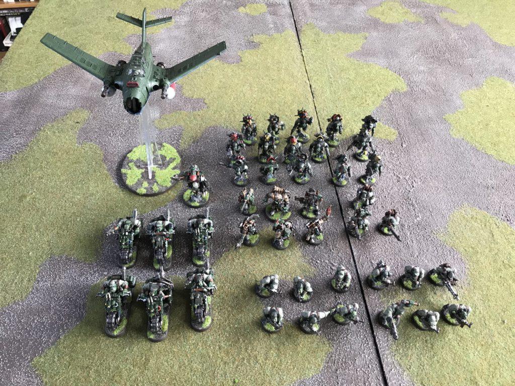 Orks-warhammer-40k