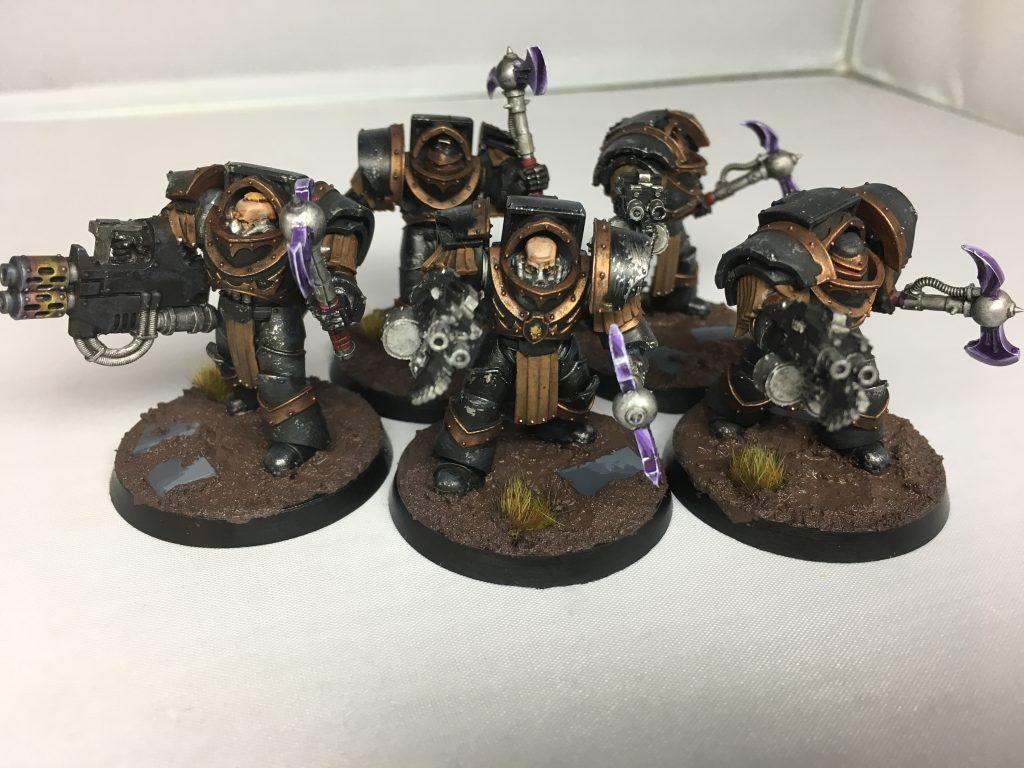 Justaerin-terminators