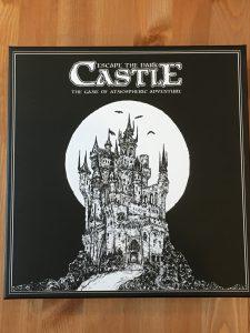 Escape-the-dark-castle