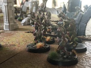 Nurgle-plaguebearers
