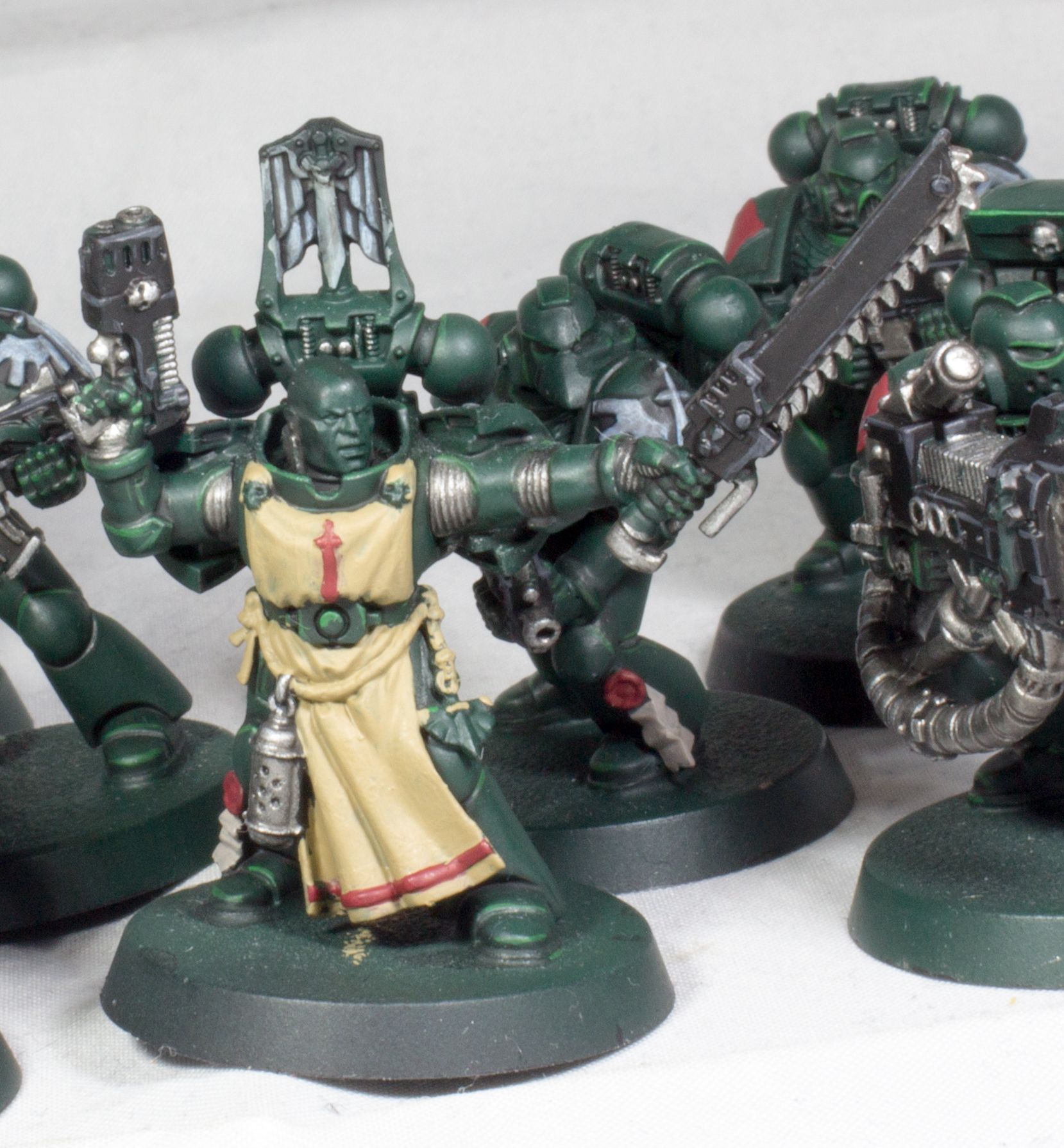 Dark Angels Cloth