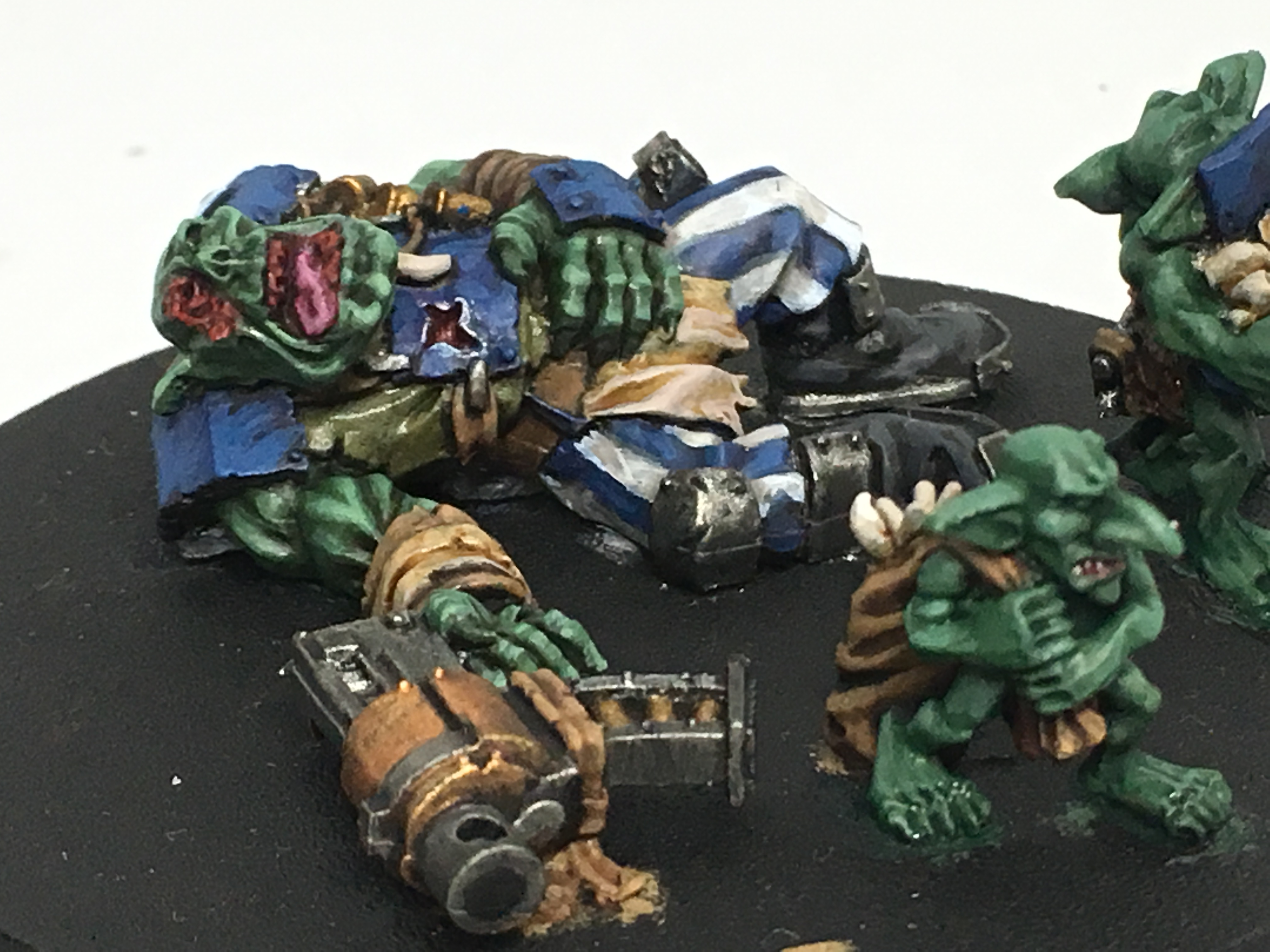 Ork-objective