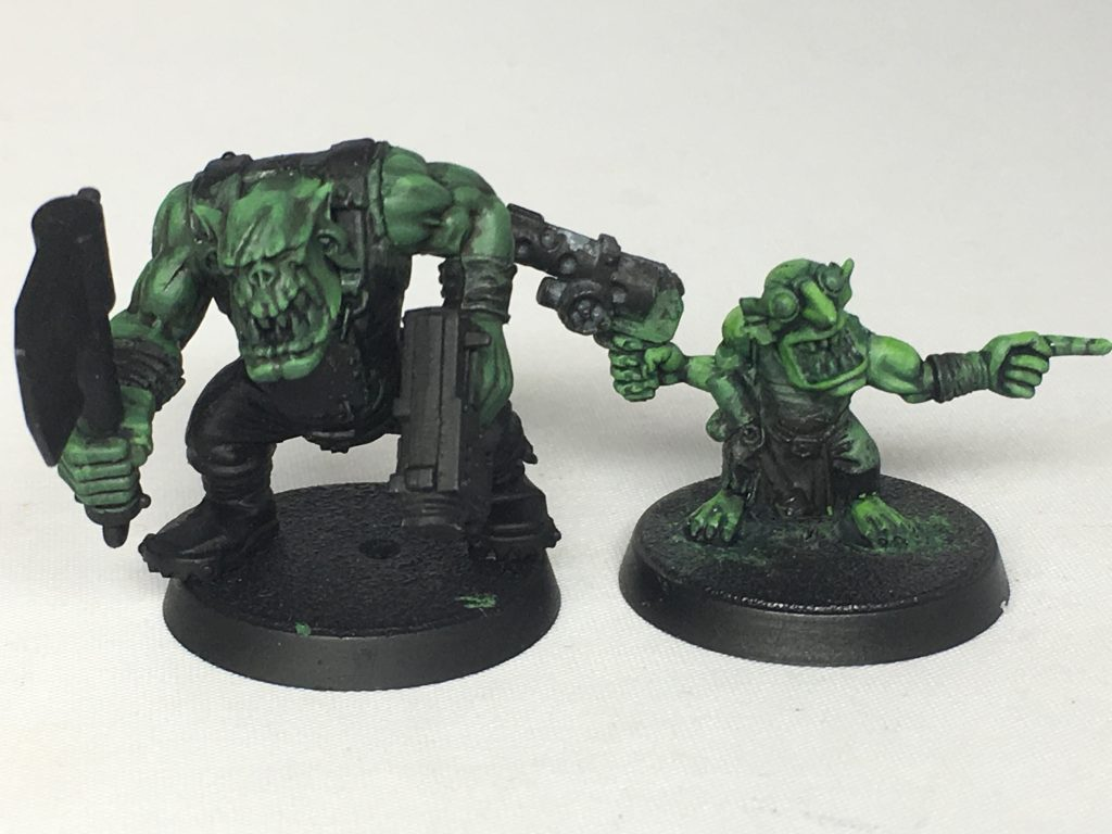Ork-and-grot