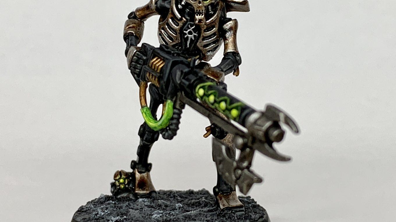 Szarekhan-Necron-Warrior