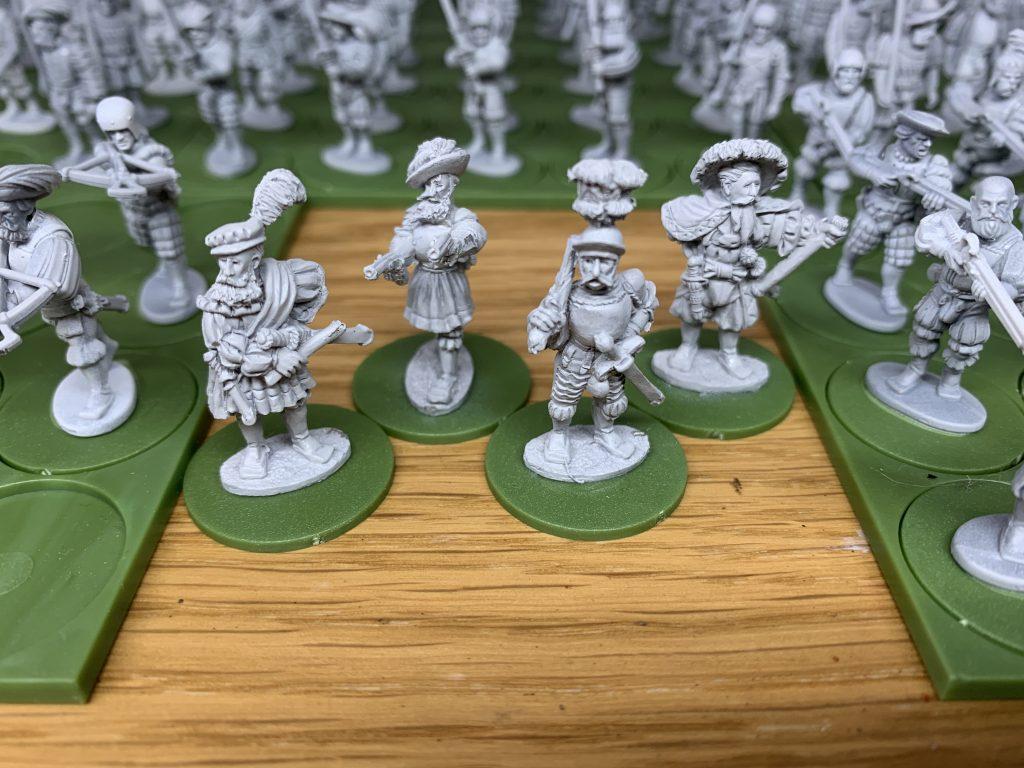 Landsknechts-officers