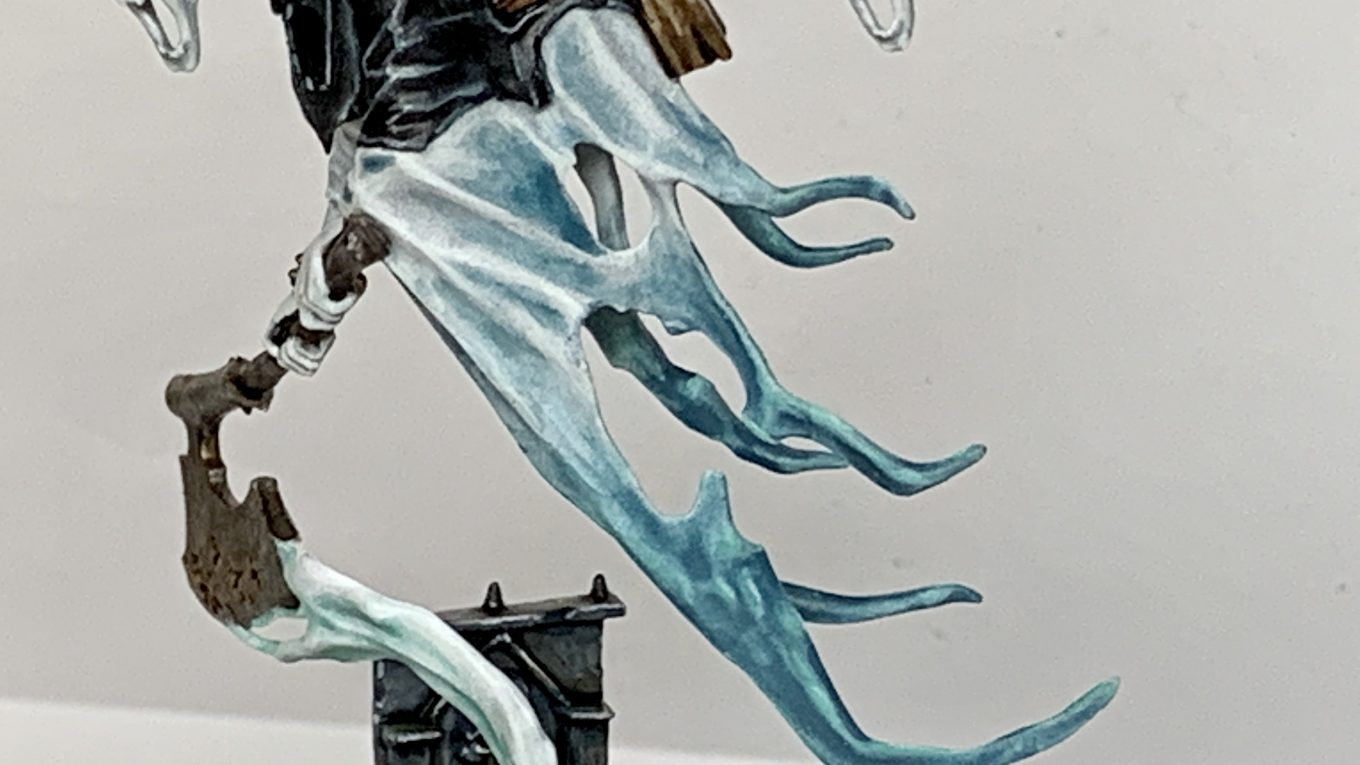 Nighthaunt-painting