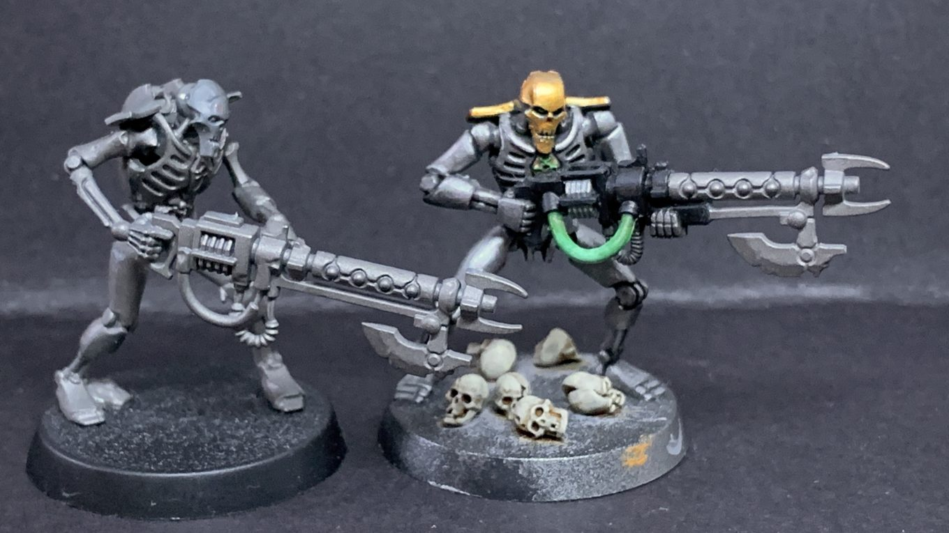 Necron-gauss-flayer-barrel