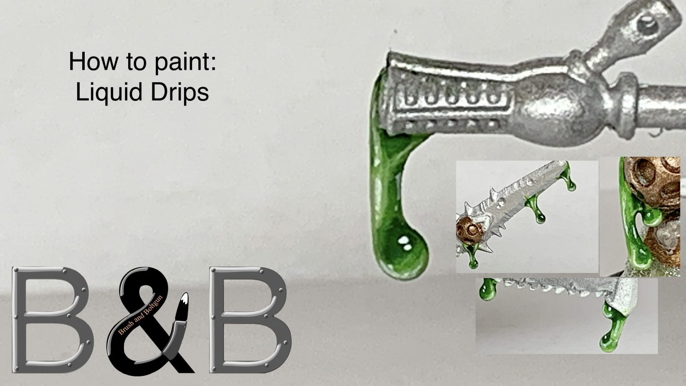Painting-liquid-drips