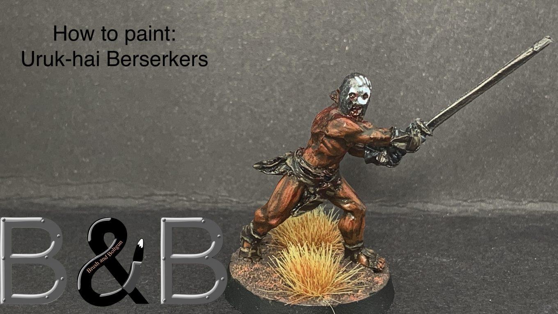 Uruk-hai-Berserker