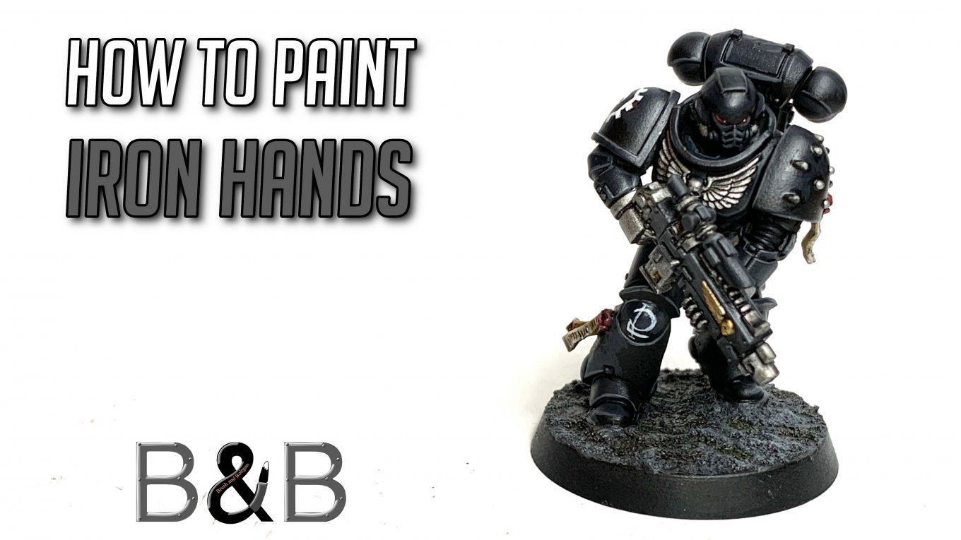 how-to-paint-iron-hands
